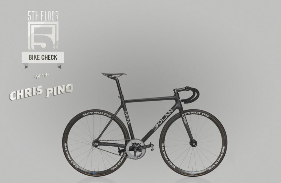 Bike Check: Chris Pino's Dolan Seta