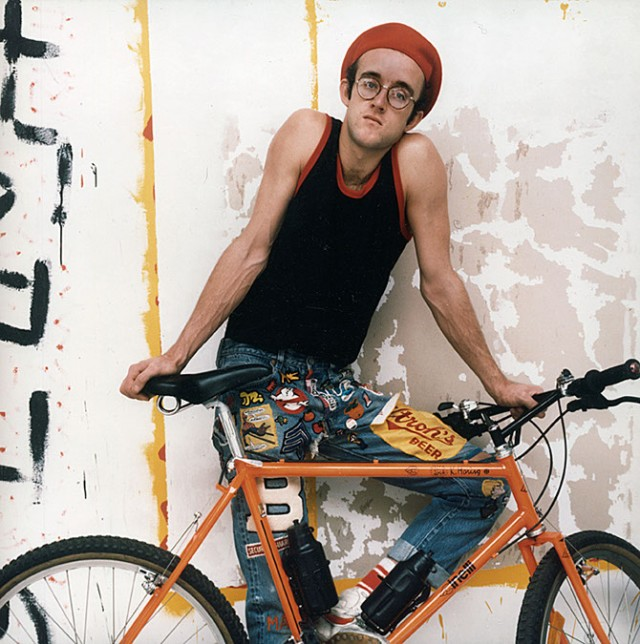 Keith Haring Cinelli