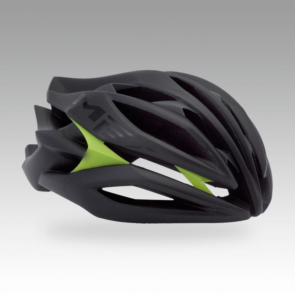 met sine thesis road helmet gel o2 pad set