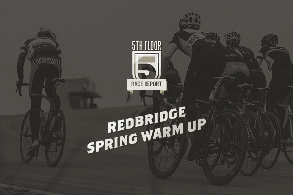 Race Report — Redbridge Spring Warmups