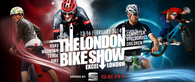 The London Bike Show 2014