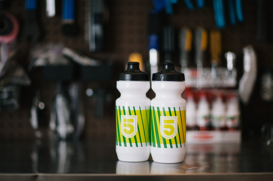 Coming Soon; Bidons not Bottles….