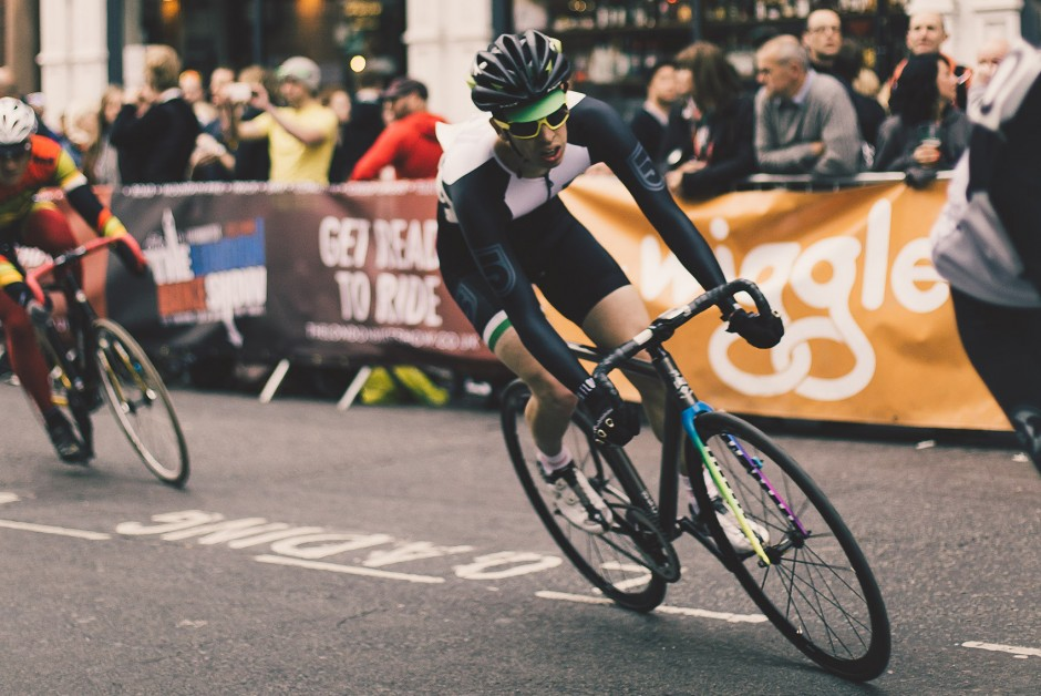 2014 London Nocturne Track Bike Criterium