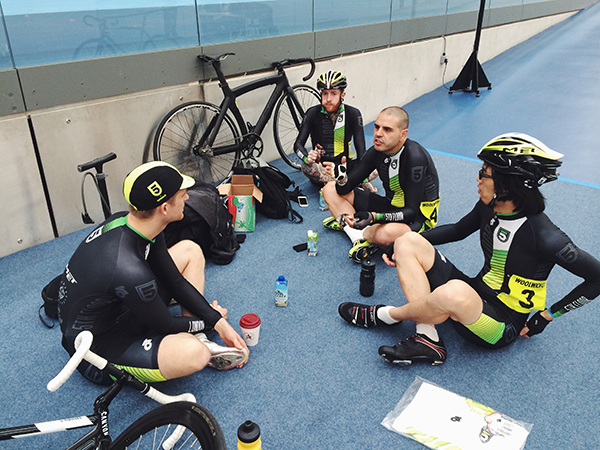 Lee Valley VeloPark Sessions