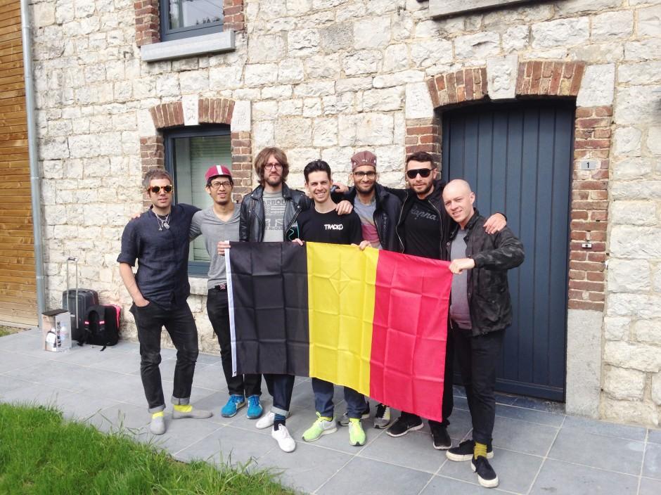 Liège-Bastogne-Liège #BelgianWaffleTour