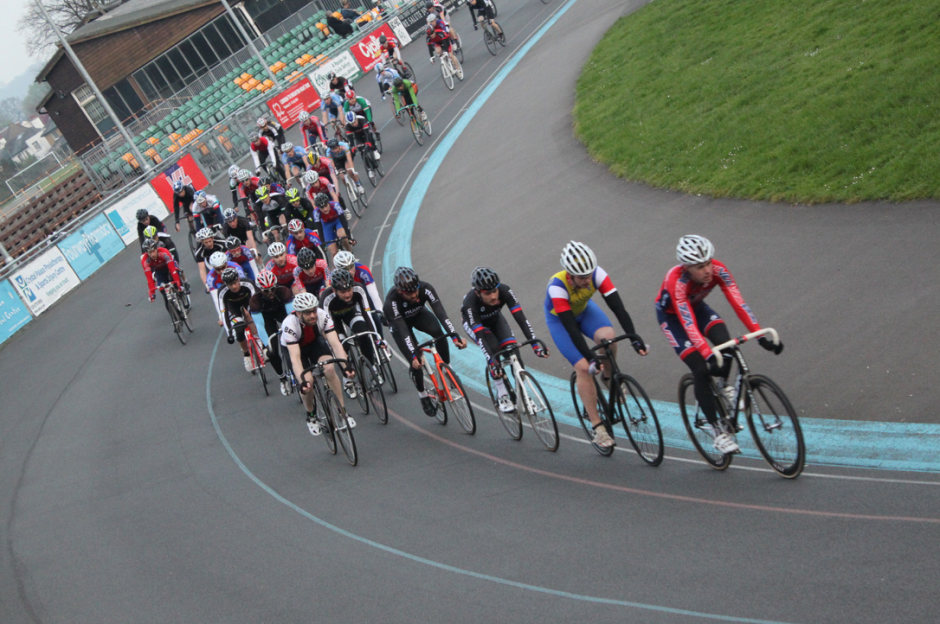 Herne Hill Velodrome Track League