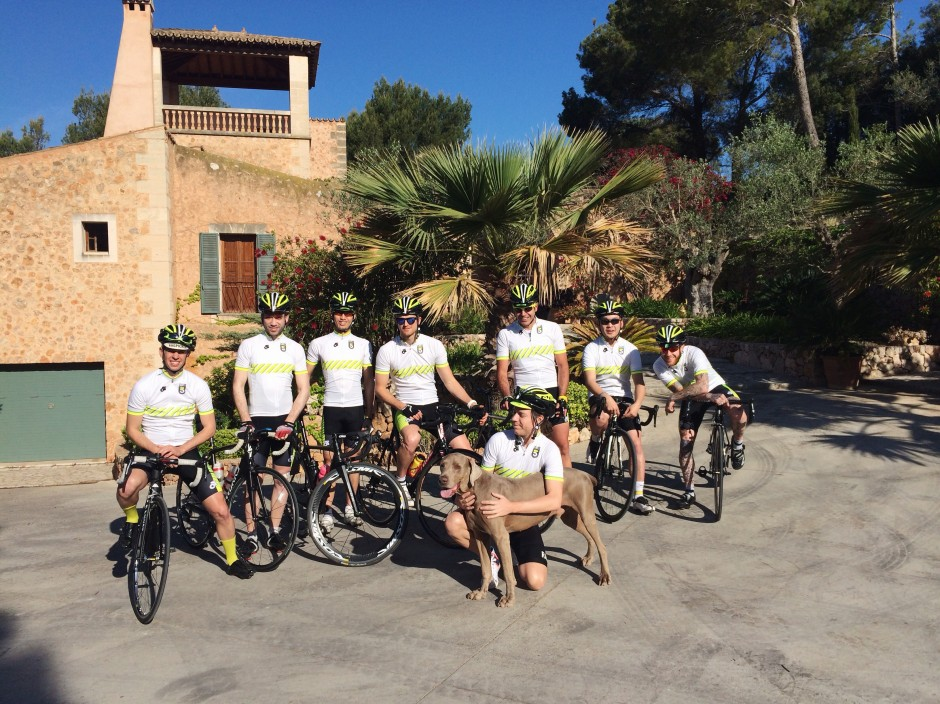 5th Mallorca 2014 Camp
