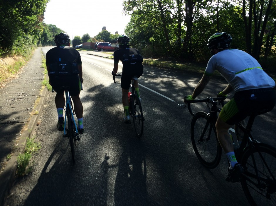 Pizza Ride – Prudential Ride100