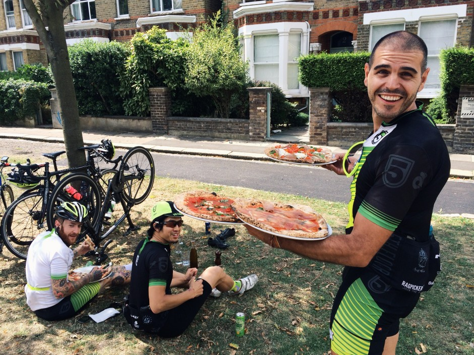 Pizza Ride – Prudential Ride100