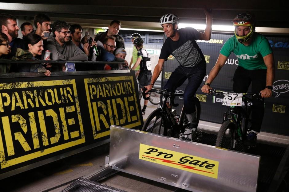 Parkour Ride