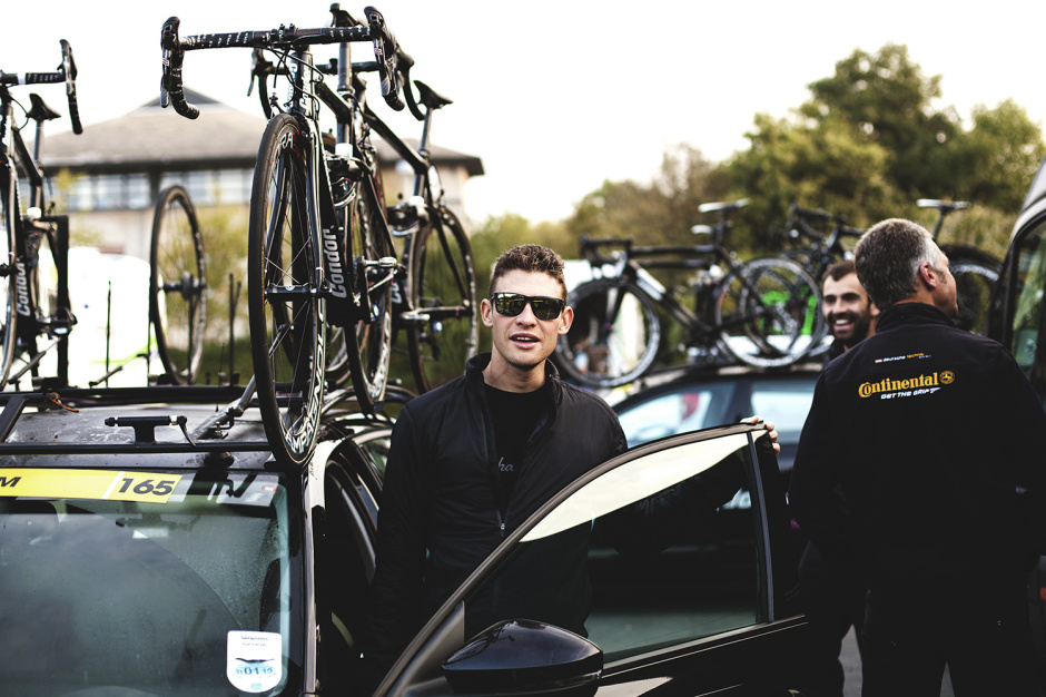 Angus Sung: Rapha Condor JLT: End of an Era