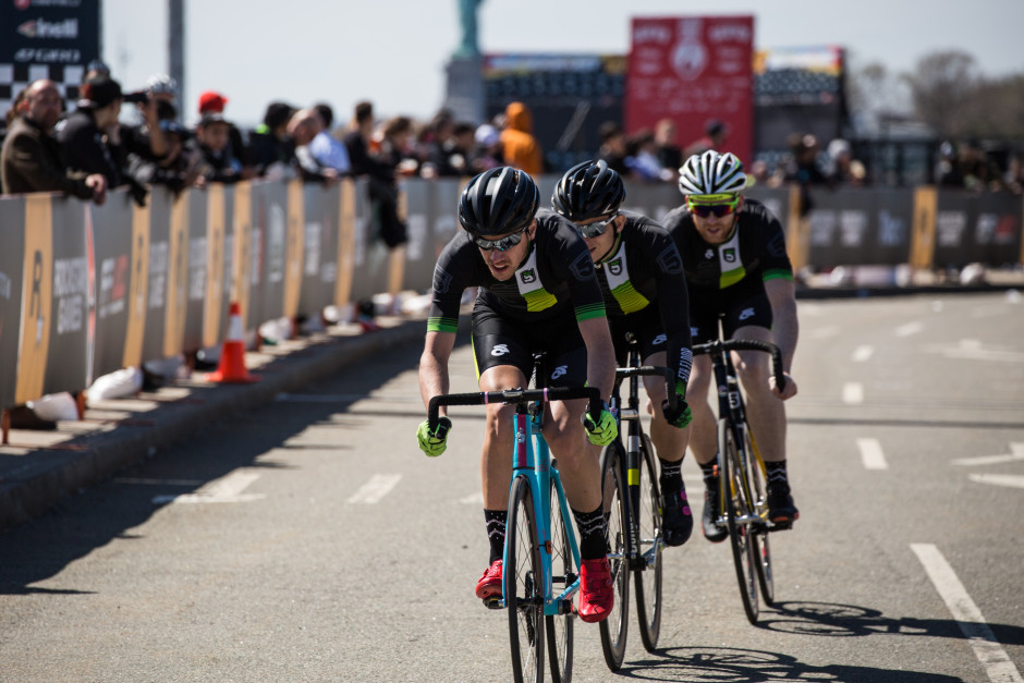 RED HOOK CRIT 2015 Qualifications Report