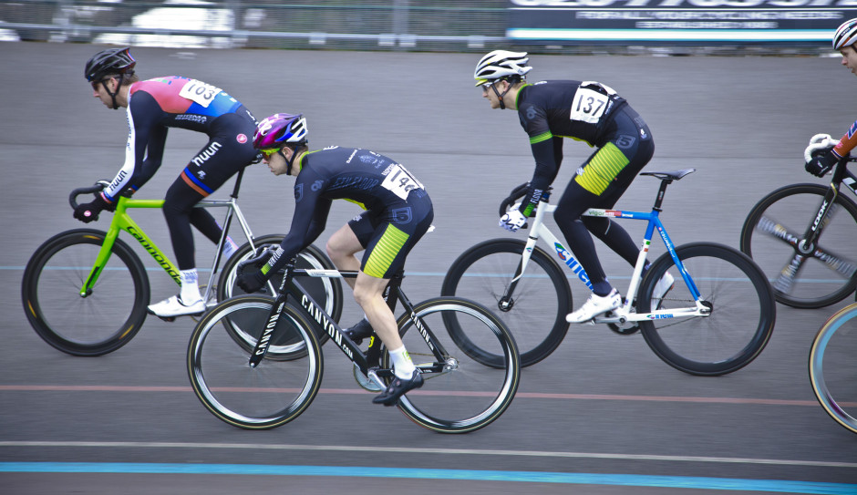CC Hackney Open Season at Herne Hill by Alex Blomeley