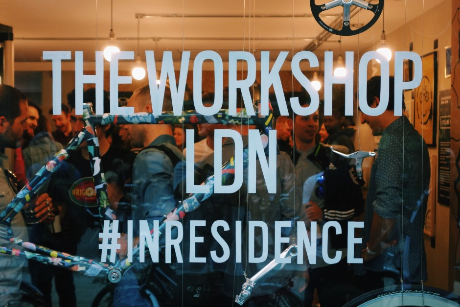 Oakley #InResidence: The Workshop