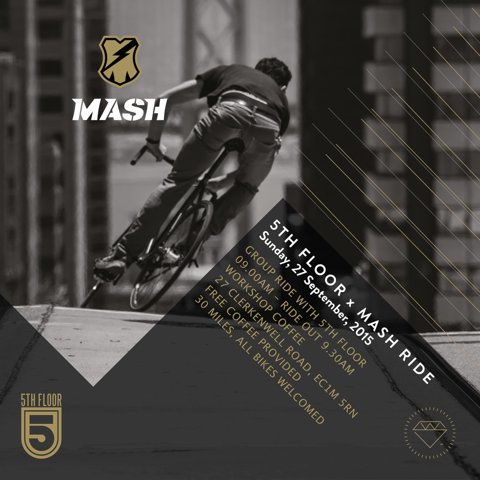 5th Floor x MASH SF Ride