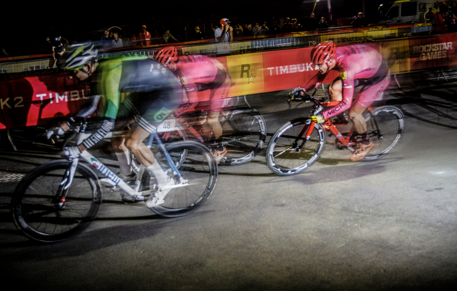 Red Hook Crit BCN 3 by Alex Blomeley