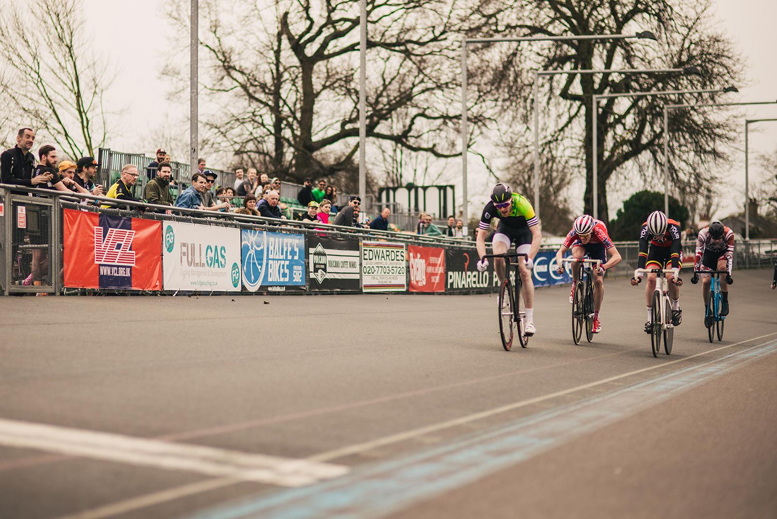 Elimination race sprint
