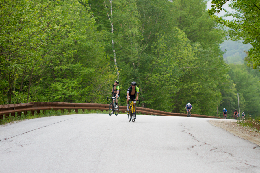 Fill in the Blank: A Killington Stage Race Report, Kinda.